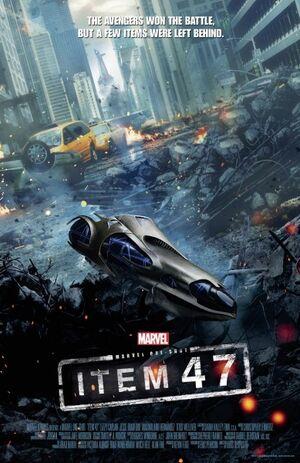 Item 47 poster