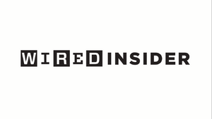 WIRED Insider title card
