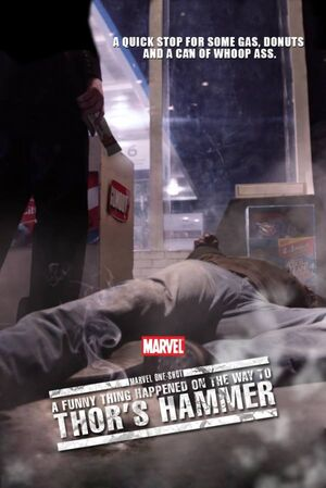A Funny Thing Happened on the Way to Thor's Hammer poster