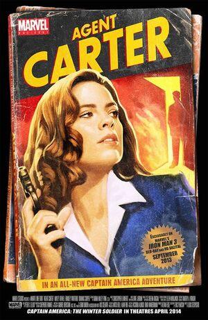 Agent Carter (short film) poster