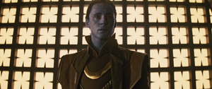 Loki's true form