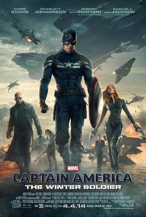 The Winter Soldier poster