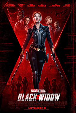 Black Widow November 6 poster