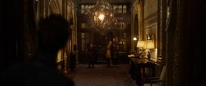 Inside London Sanctum