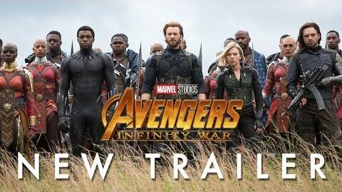 Infinity War - Trailer 3
