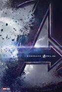 Endgame teaser poster