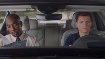 Peter begins driving test