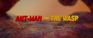 AM and Wasp title card