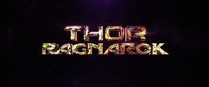 Ragnarok closing title card