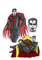 Mister Sinister by needham-comics