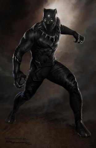 Black Panther Promo Textless