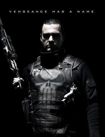 Punisher-WZ Poster
