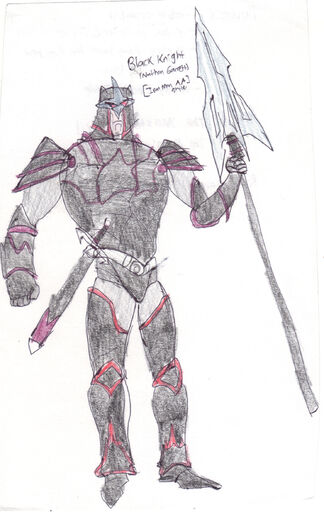 Black Knight (MCU)