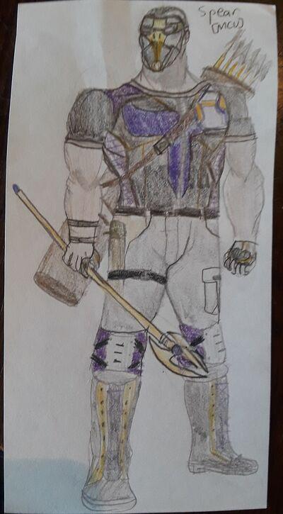 Spear (MCU)