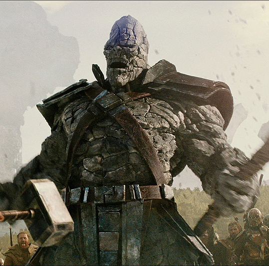 Korg Marvel Cinematic Universe Unlimited Wiki Fandom