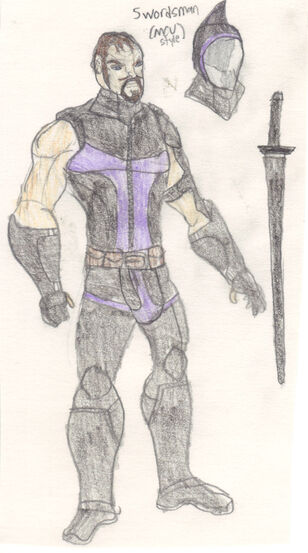 Swordsman (MCU)