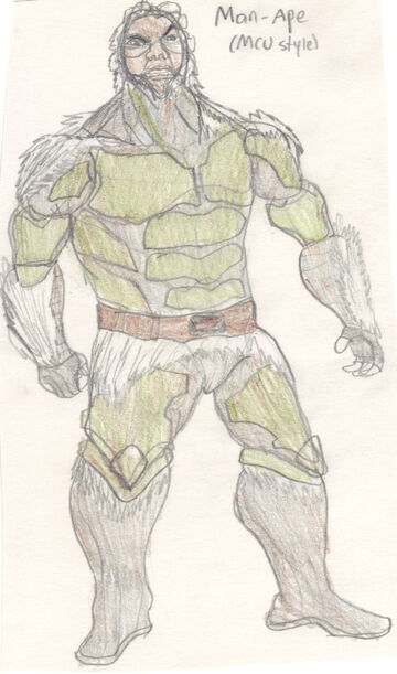 Man-Ape (MCU)