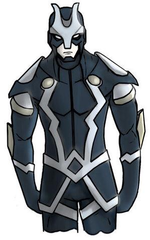 Black bolt redesign by jun89