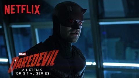 Marvel's Daredevil - Season 2 Official Trailer - Part 2 HD Netflix