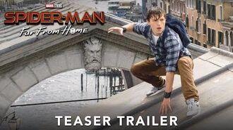SPIDER-MAN FAR FROM HOME - Official Teaser Trailer