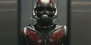 Ant-man footage