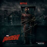 Daredevil Season 2 - Promo 1 - Daredevil in Chains