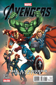 Avengers -The Avengers Iniative