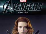 The Avengers Prelude: Black Widow Strikes