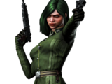 Ophelia Sarkissian (Madame Hydra)