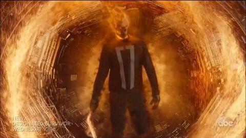 Marvel's Agents of SHIELD 4×21 - GHOST RHIDER IS BACK!! Penultimate FINALE Scene!!!! COMPLETE