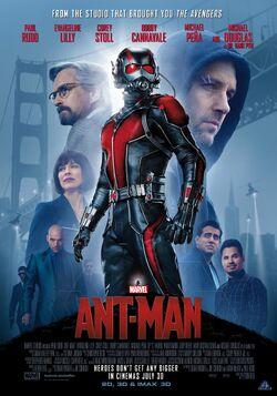 Ant-Man poster 3