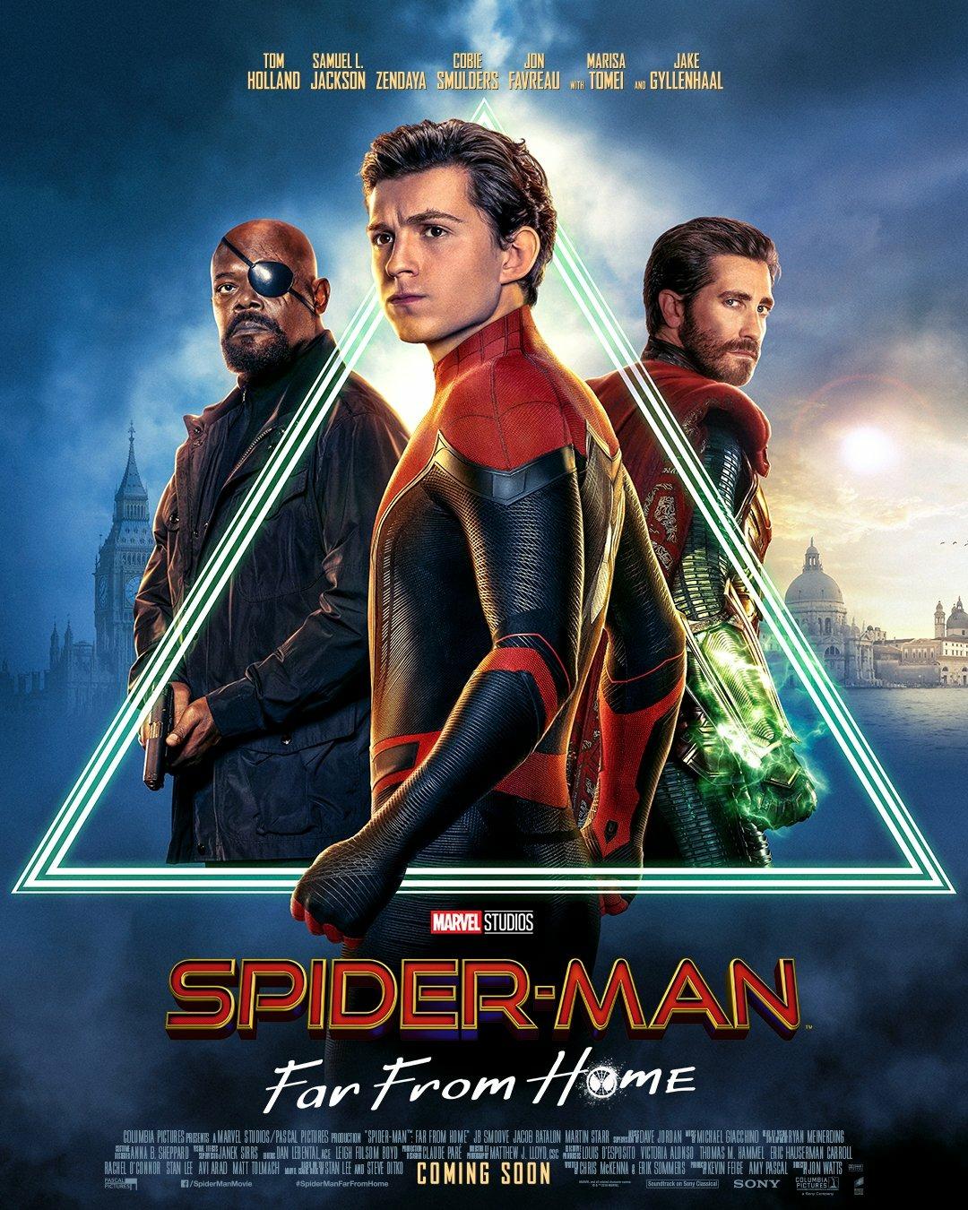 Spider Man Far From Home Marvel Cinematic Database Fandom