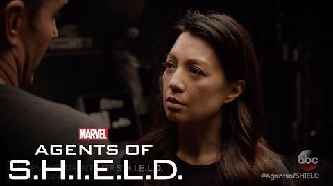 Awkward Reunion – Marvel's Agents of S.H.I.E.L.D. Season 4, Ep. 21