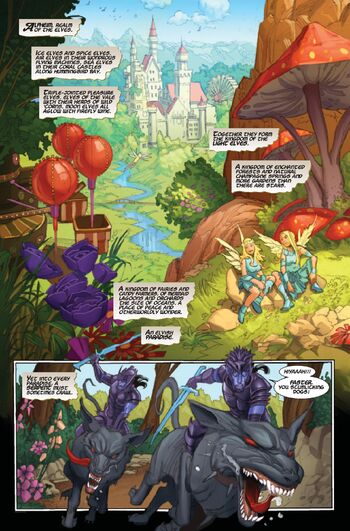 Alfheim comics