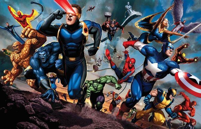Marvel Comics Wiki Fandom Powered By Wikia