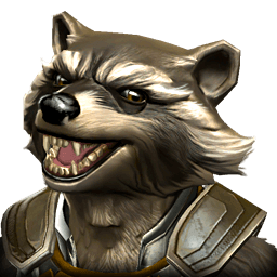 rocket raccoon marvel contest of champions wikia