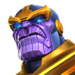 Thanos (Infinity Gauntlet) portrait