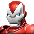 Iron Patriot portrait