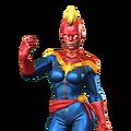 Captain Marvel (Classic) featured