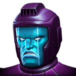 Kang the Conqueror portrait