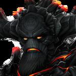 Nameless King Groot portrait