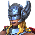 Thor Jane portrait