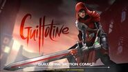 Guillotine Motion Comic Marvel Contest of Champions
