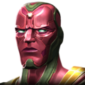 Vision (Age of Ultron) portrait