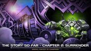 The Story so Far Chapter 2 Surrender Marvel Contest of Champions