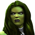 She-Hulk portrait