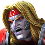 Omega Red portrait