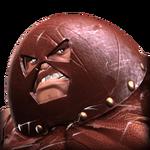Juggernaut portrait