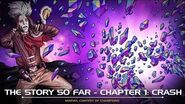 The Story so Far Chapter 1 Crash Marvel Contest of Champions