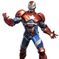 Iron Patriot featured